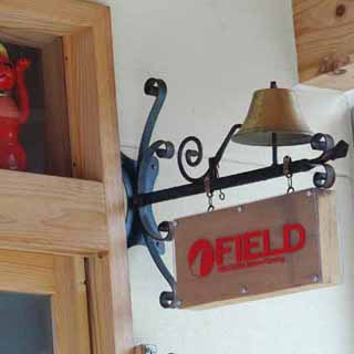 FIELD玄関